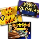 3 OLYMPIC-themed Kid's Worship Services