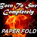 Born to Completely Save - Paper Fold Lesson