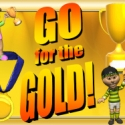 Go for the Gold - Olympic-themed Kidmin Service