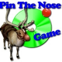Pin A Nose On The Reindeer Game