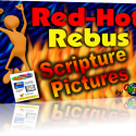 Red-Hot Rebus Scripture Picture Library