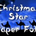 Christmas Star Paper-Fold Lesson