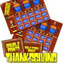Thanksgiving Jeopardy - 2 Complete Services